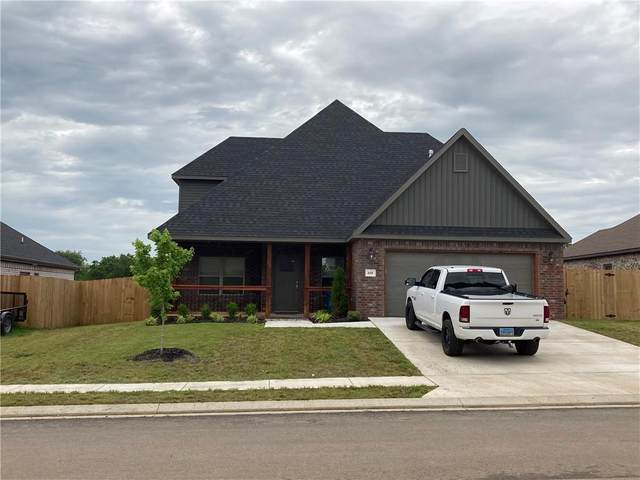 400 Ramsey Street, Gentry, AR 72734 (MLS #1185602) :: McNaughton Real Estate
