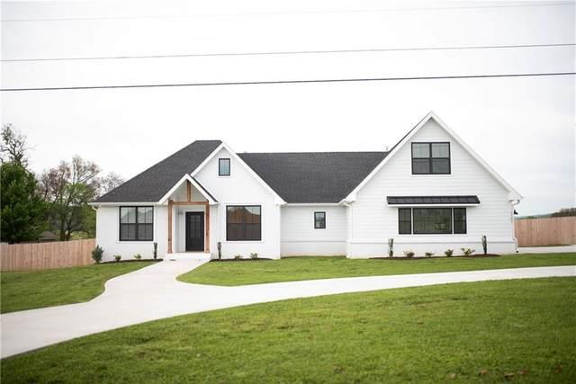 1101 Parks Street, Prairie Grove, AR 72753 (MLS #1185628) :: McNaughton Real Estate