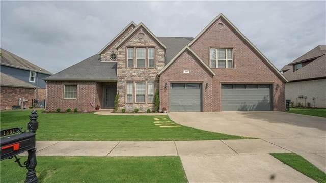 1491 S Coopers Cove, Fayetteville, AR 72701 (MLS #1185635) :: Five Doors Network Northwest Arkansas