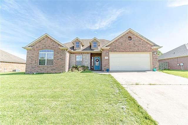 450 Beasley Drive, Centerton, AR 72719 (MLS #1185871) :: McNaughton Real Estate