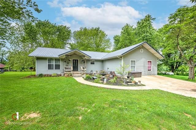 1470 Hickman Drive, Pea Ridge, AR 72751 (MLS #1185882) :: McNaughton Real Estate
