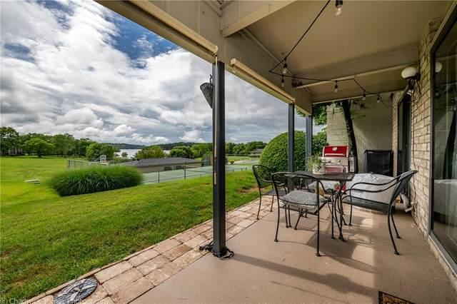 16841 Heritage Bay Road #E1, Rogers, AR 72756 (MLS #1185907) :: McNaughton Real Estate
