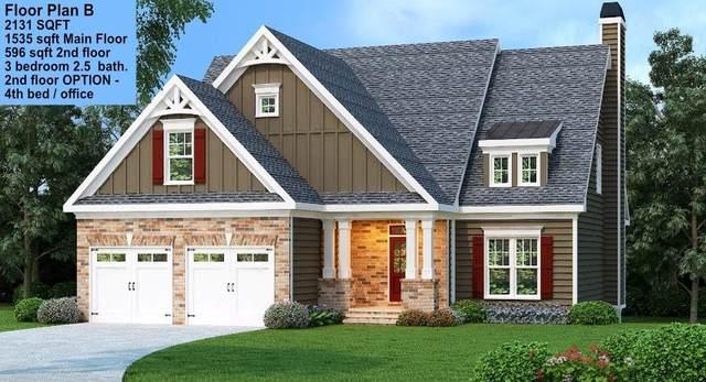 8 Berrydale Lane, Bella Vista, AR 72715 (MLS #1185926) :: McMullen Realty Group