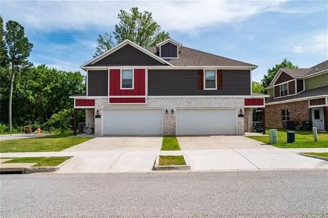 4113 & 4115 W Sardinia Way, Fayetteville, AR 72704 (MLS #1185934) :: McNaughton Real Estate