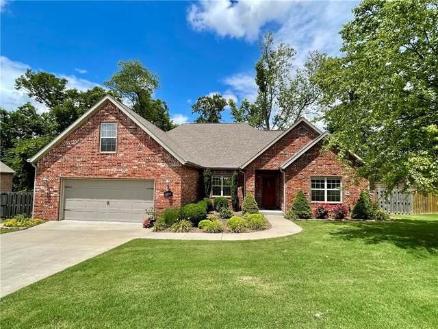6609 Cambridge Avenue, Cave Springs, AR 72718 (MLS #1186007) :: McNaughton Real Estate
