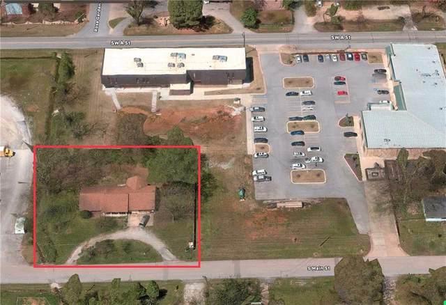 1108 Main Street, Bentonville, AR 72712 (MLS #1186068) :: McNaughton Real Estate