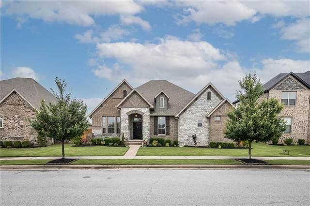 1502 SW Liberty Avenue, Bentonville, AR 72713 (MLS #1187133) :: McMullen Realty Group