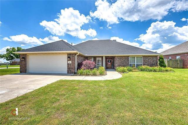 101 Hoss Street, Centerton, AR 72719 (MLS #1187174) :: McNaughton Real Estate