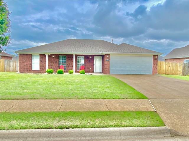 512 Prairie Street, Lowell, AR 72745 (MLS #1187193) :: McNaughton Real Estate