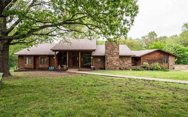 6058 S 43 Highway, Southwest City, MO 64863 (MLS #1187197) :: McNaughton Real Estate