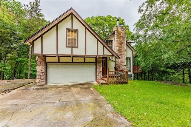 11680 Hickory Drive, Garfield, AR 72732 (MLS #1187239) :: Five Doors Network Northwest Arkansas