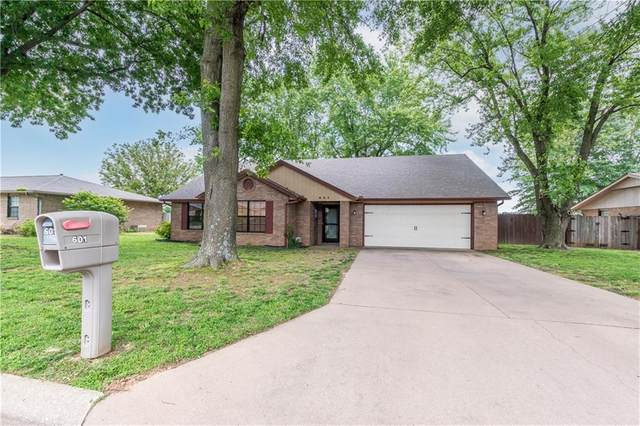 601 Garland Place, Lowell, AR 72745 (MLS #1187249) :: McNaughton Real Estate