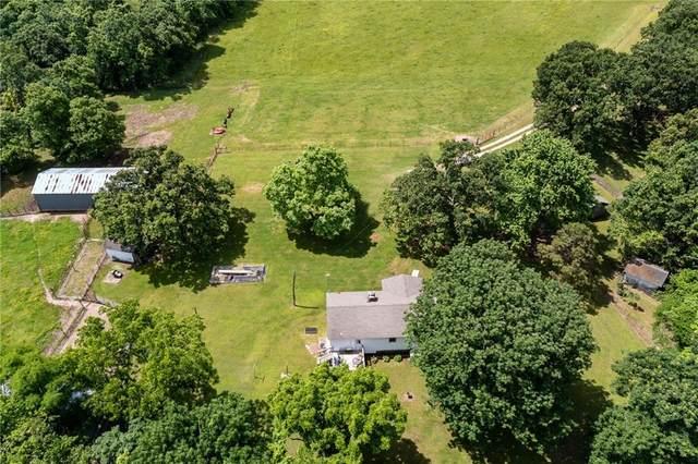 9440 E 546 Road, Rose, OK 74364 (MLS #1187287) :: McNaughton Real Estate