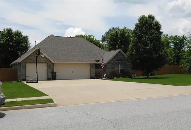 399 Orchard Creek Drive, Farmington, AR 72730 (MLS #1187295) :: McNaughton Real Estate