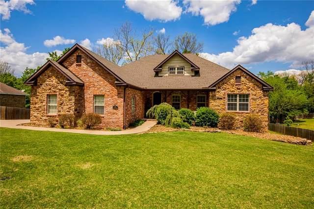388 Brown Road, Cave Springs, AR 72718 (MLS #1187307) :: McNaughton Real Estate