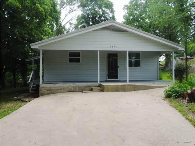 4841 E Hwy 412 B Highway, Huntsville, AR 72740 (MLS #1187331) :: Five Doors Network Northwest Arkansas