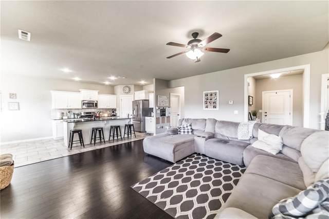 1501 Amber Way, Centerton, AR 72719 (MLS #1187403) :: McNaughton Real Estate