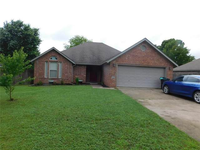 460 Beca Lane, Prairie Grove, AR 72753 (MLS #1187484) :: McNaughton Real Estate
