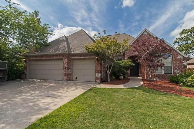 1707 W Cunningham Avenue, Rogers, AR 72758 (MLS #1187536) :: McNaughton Real Estate