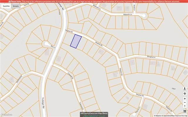 Lot 2, Block 4 Skipton Drive, Bella Vista, AR 72714 (MLS #1187588) :: McMullen Realty Group
