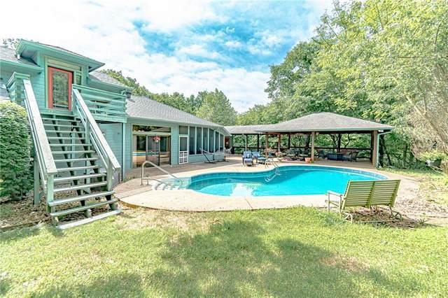 11974 Oak Hills Drive, Bentonville, AR 72712 (MLS #1187593) :: McNaughton Real Estate