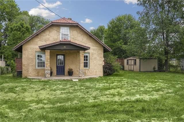 1207 N B Street, Rogers, AR 72756 (MLS #1187672) :: McNaughton Real Estate