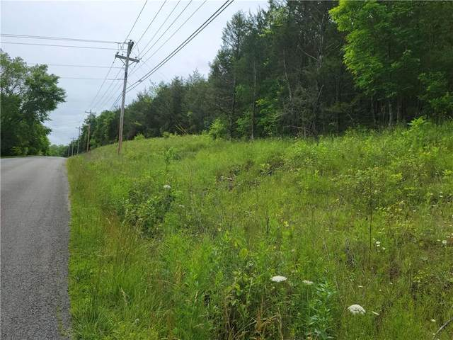 25 Wild Turkey Drive, Holiday Island, AR 72631 (MLS #1187710) :: McNaughton Real Estate