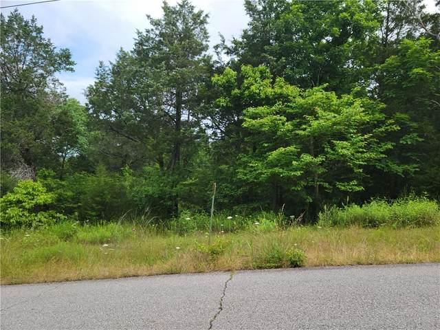 15 Leatherwood Drive, Holiday Island, AR 72631 (MLS #1187719) :: Five Doors Network Northwest Arkansas