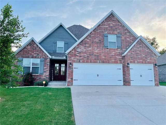 760 S Hawthorn Way, Centerton, AR 72719 (MLS #1187725) :: McNaughton Real Estate