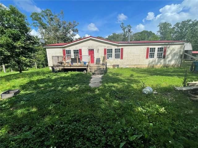 10080 N Spring Valley Road, Gravette, AR 72736 (MLS #1187726) :: McMullen Realty Group