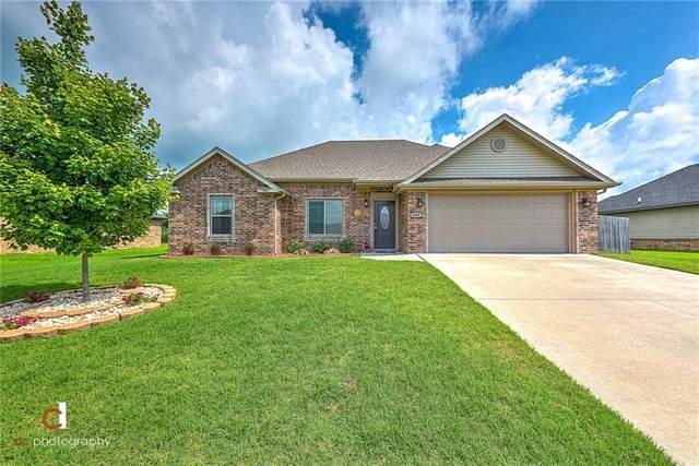 840 Iroquois Drive, Prairie Grove, AR 72753 (MLS #1187766) :: McNaughton Real Estate