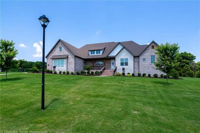664 Knollwood Drive, Fayetteville, AR 72703 (MLS #1187768) :: McNaughton Real Estate