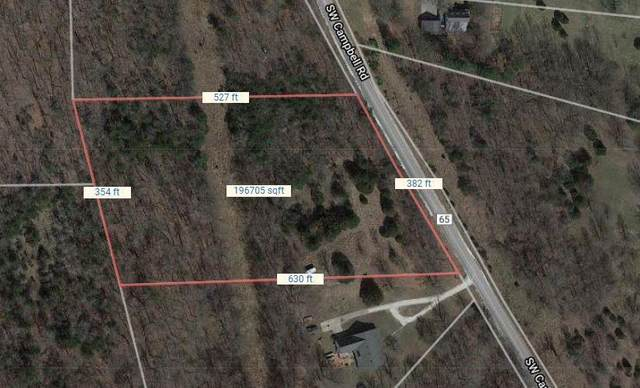 10101 SW Campbell Road, Fayetteville, AR 72701 (MLS #1187770) :: McNaughton Real Estate