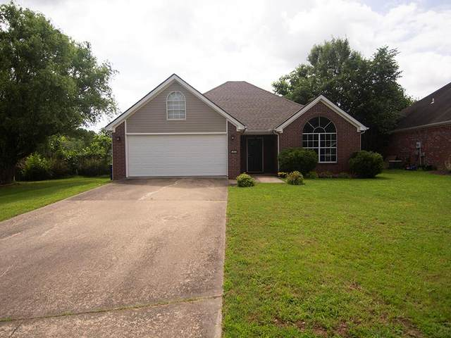900 S Colonial Drive, Fayetteville, AR 72701 (MLS #1187776) :: McNaughton Real Estate