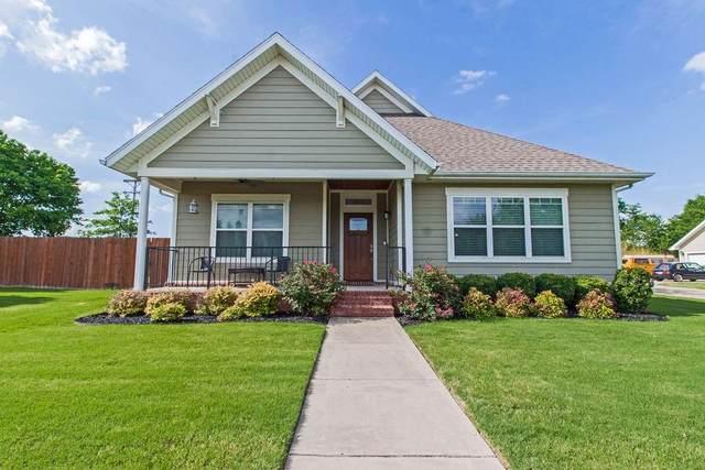 5913 Willow Street, Rogers, AR 72758 (MLS #1187798) :: McNaughton Real Estate