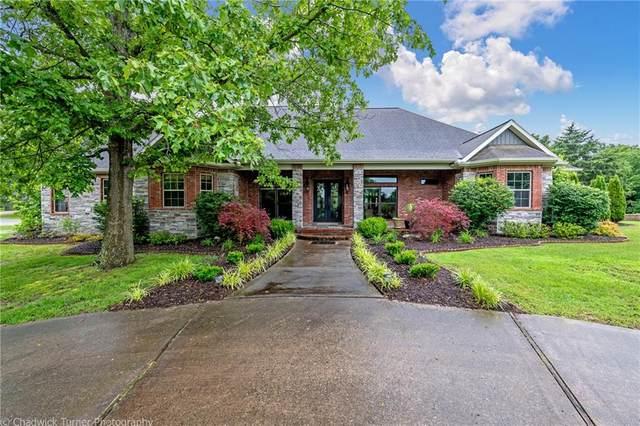2811 Foresta Lane, Springdale, AR 72762 (MLS #1187811) :: McNaughton Real Estate
