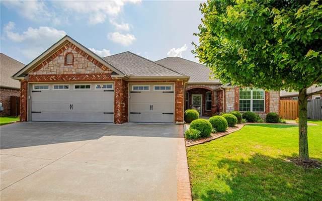 3107 Calm Ridge Road, Bentonville, AR 72713 (MLS #1187841) :: McNaughton Real Estate