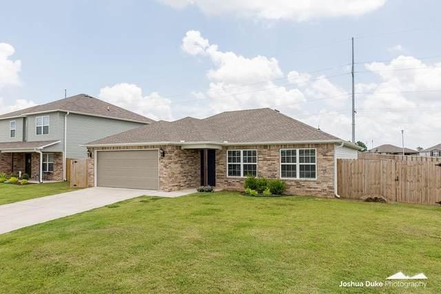 1441 Scotland Drive, Centerton, AR 72719 (MLS #1187855) :: McNaughton Real Estate