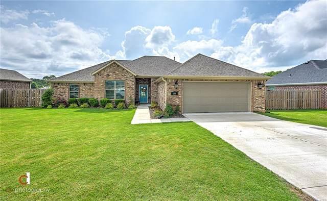 646 Bison Run Street, Farmington, AR 72730 (MLS #1187857) :: McNaughton Real Estate