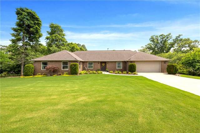 9315 Forest Hills Drive, Fayetteville, AR 72704 (MLS #1187859) :: McMullen Realty Group