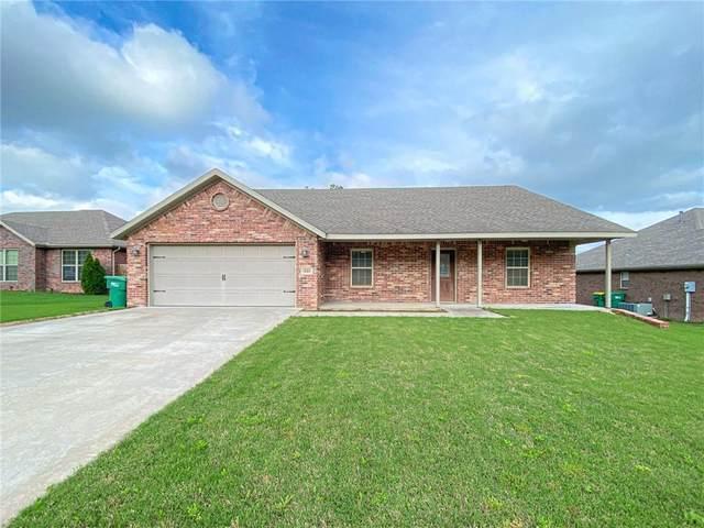 530 Timber Ridge Street, Centerton, AR 72719 (MLS #1187864) :: McNaughton Real Estate
