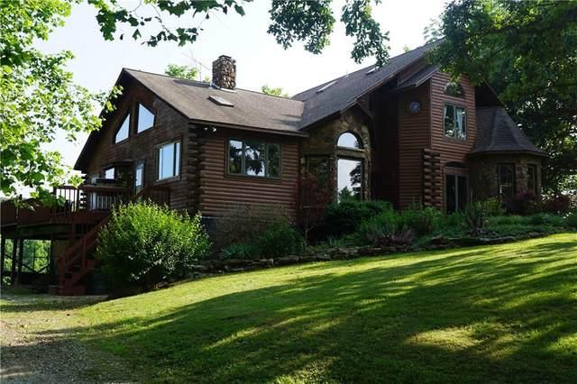 2045 Ledford Road, Elkins, AR 72727 (MLS #1187875) :: McNaughton Real Estate