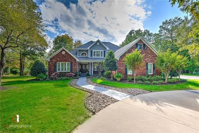 6017 W Jana Place, Fayetteville, AR 72704 (MLS #1187878) :: McNaughton Real Estate