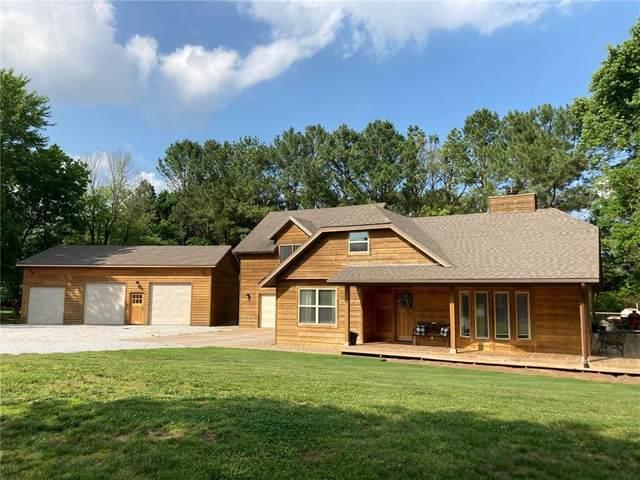 4420 E Wyman Valley Drive, Fayetteville, AR 72701 (MLS #1187882) :: McNaughton Real Estate