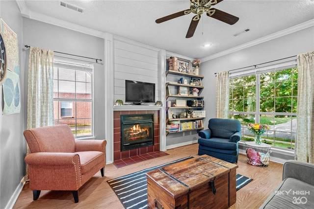 1222 N Heritage Avenue, Fayetteville, AR 72704 (MLS #1187887) :: McNaughton Real Estate