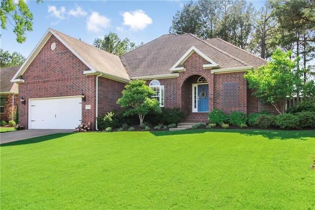 2770 Longwood Street, Springdale, AR 72762 (MLS #1187889) :: McNaughton Real Estate
