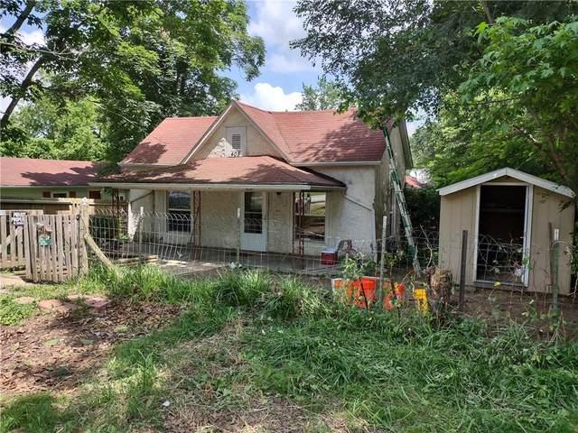 405 W Hill Street, Alpena, AR 72611 (MLS #1187909) :: McNaughton Real Estate