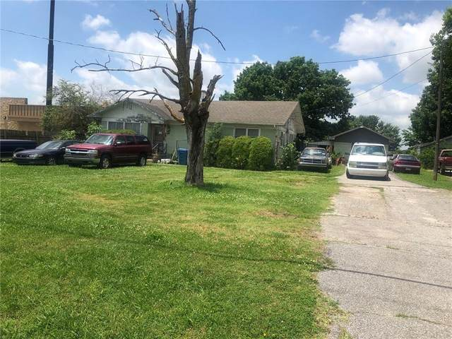 3506 Rainbow Lane, Bentonville, AR 72712 (MLS #1187910) :: McNaughton Real Estate