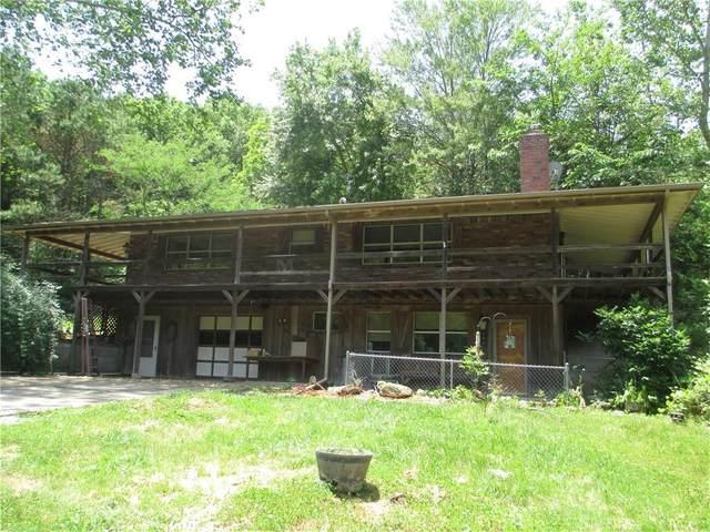 6781 Highway 23, Eureka Springs, AR 72631 (MLS #1187971) :: McMullen Realty Group