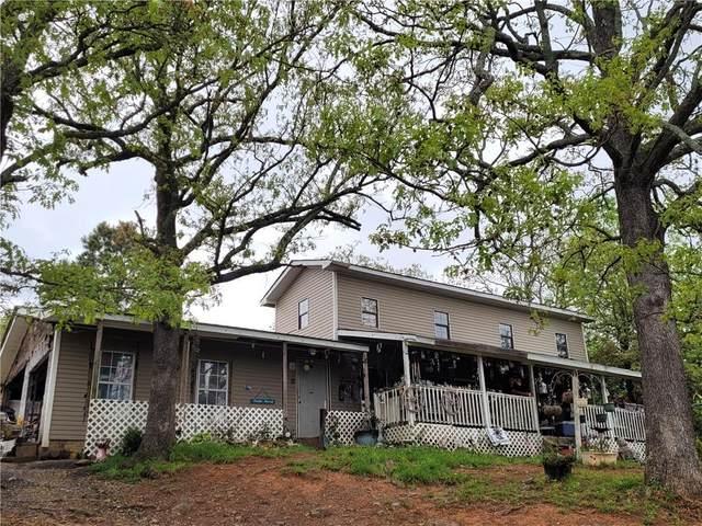 21404 Fern Road, Elkins, AR 72727 (MLS #1187997) :: McNaughton Real Estate